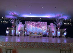 Wedding Fiber Panel Backdrops Design Company In Dhaka Bangladesh