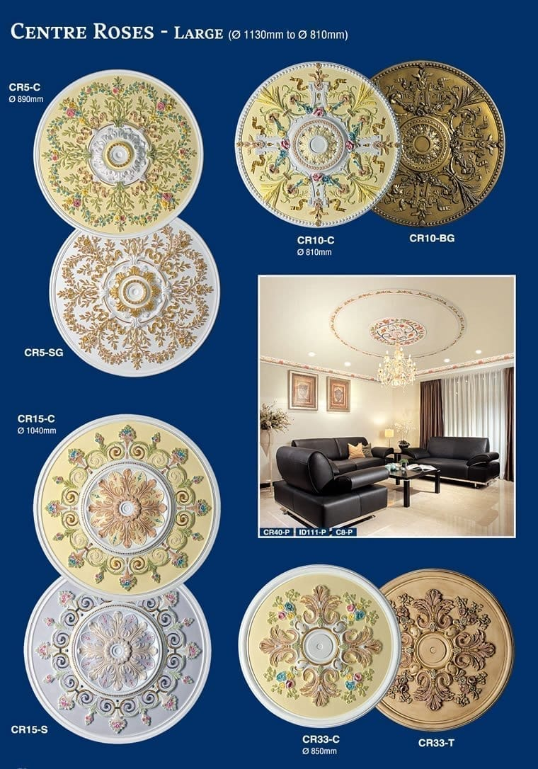 gypsum decoration company in dhaka bangladesh